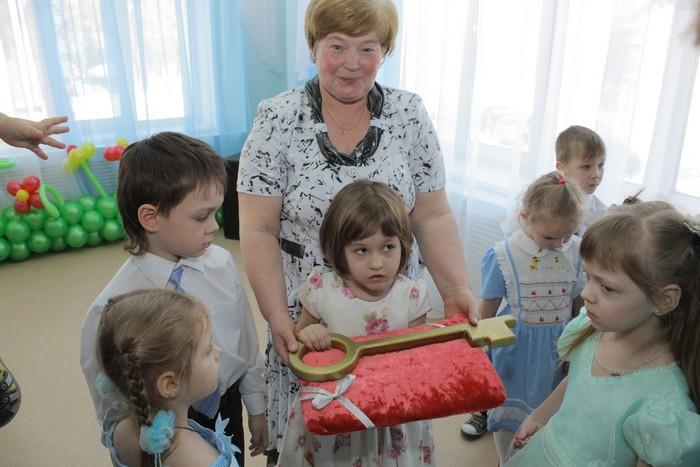 Детские сады калининского района
