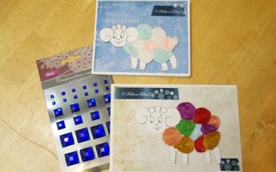 393ba8f88b389e9d8e8cd6cce3be7dbdc19e5b25 Новогодние открытки своими руками: 23 идеи для вдохновения || 7 идей для новогодних открыток
