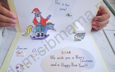 8e46e16000add79c279de72494a3c1e3f8a4722f Новогодние открытки своими руками: 23 идеи для вдохновения || 7 идей для новогодних открыток