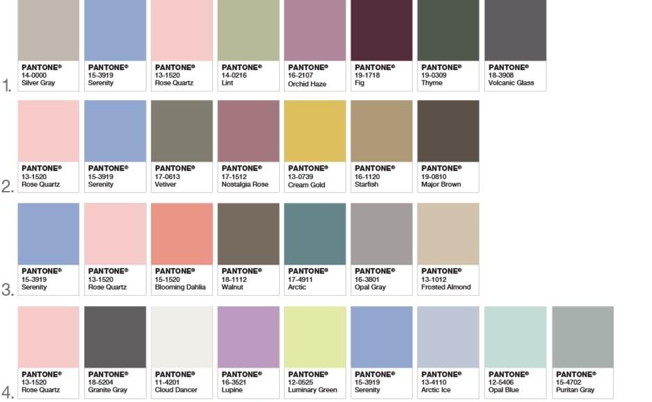 b986f0ab662a Цвет 2016 года  rose quartz, serenity, цвета, которые выбрал институт  Pantone