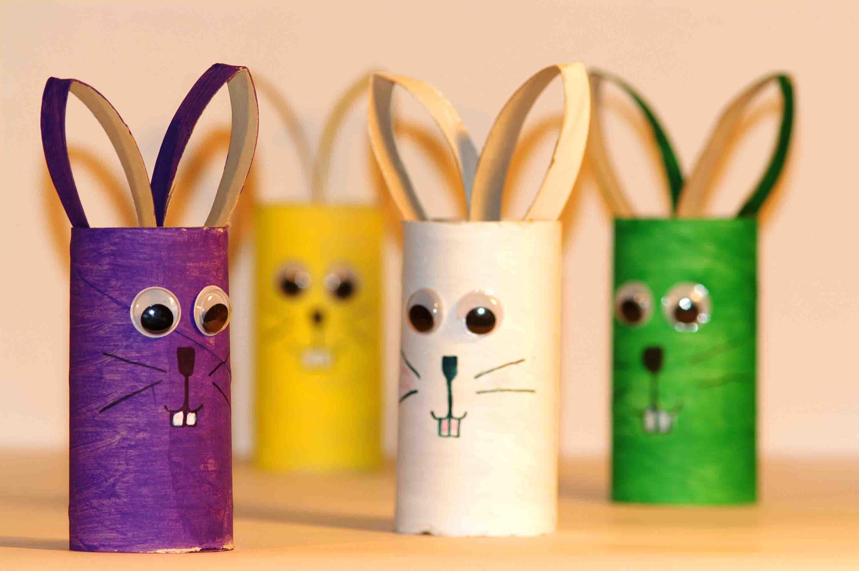 Как сделать домики из бумаги или картона