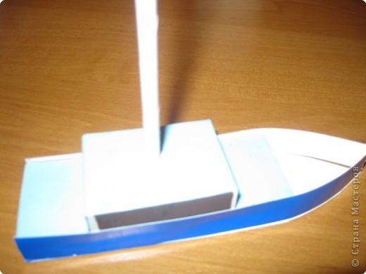 Как сделать кораблик и лодочку