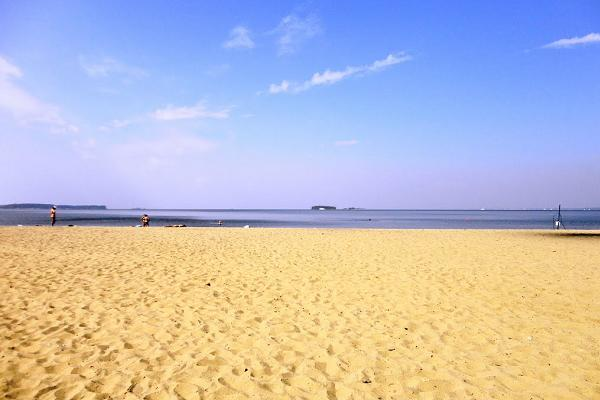 12 любимых пляжей Новосибирска и Бердска. Пляж Сан-сити.