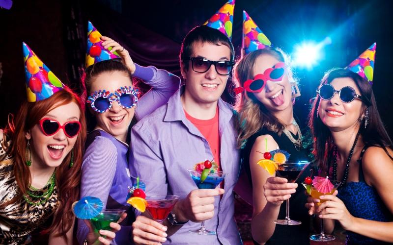 Подростковые секс вечеринки