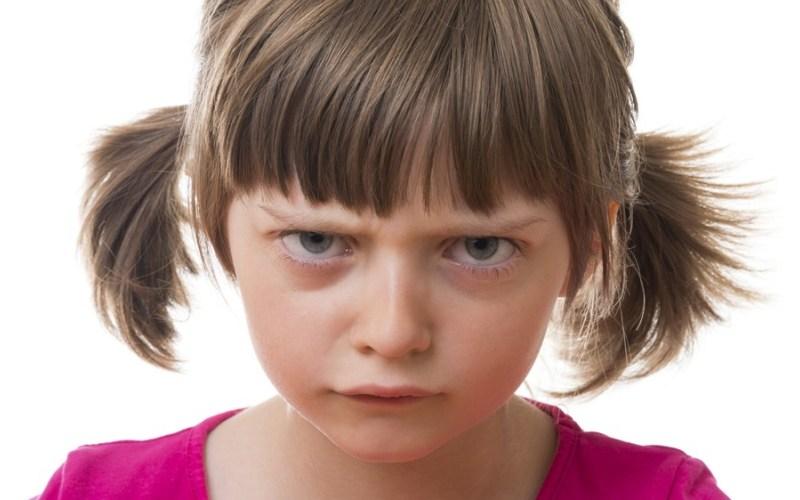 Ребенок провоцирует на конфликт