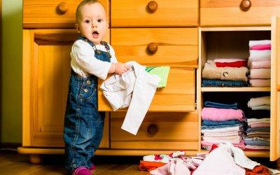Быстро одеть ребенка — не проблема