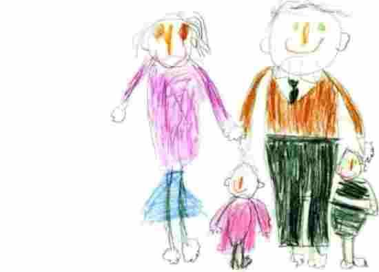 Анализ детских рисунков. Признаки неблагополучия на детском рисунке: как маленькие дети выражают агрессию. страх, насилие в своих рисунках. Мнение психолога о детском рисунке. Как маленькие дети рисуют свою семью.