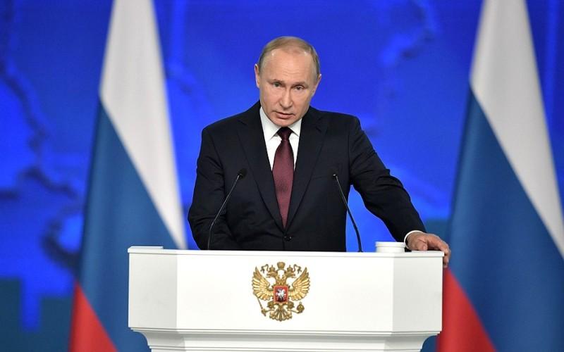 Путин предложил новые меры поддержки семей с детьми в 2020 году