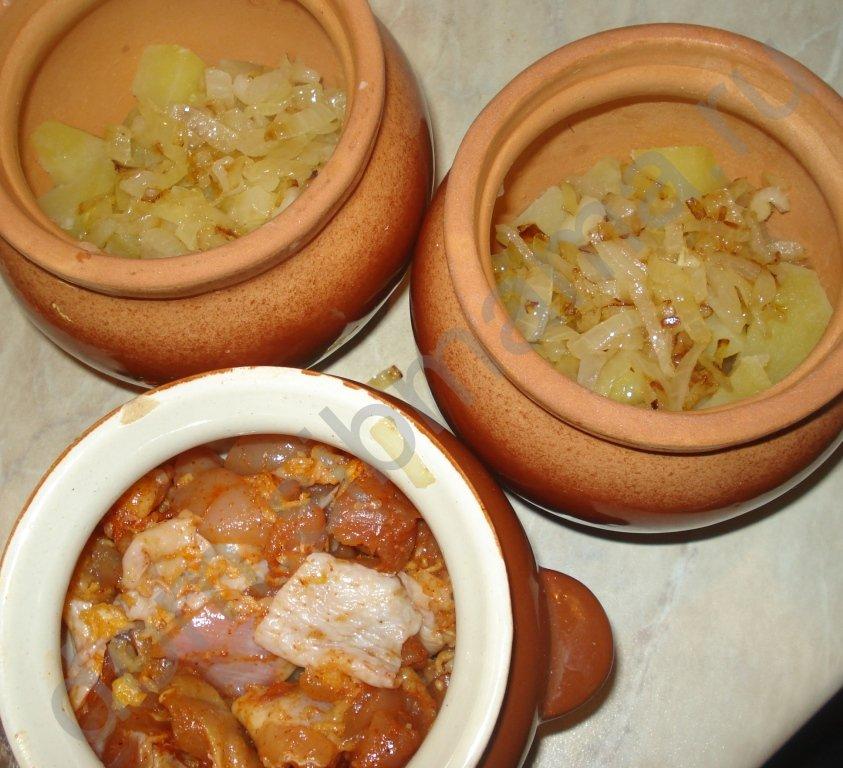Блюда в горшочках без картошки