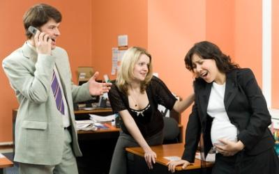 Справка на легкий труд при беременности