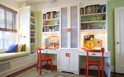 Как подобрать мебель для первоклассника