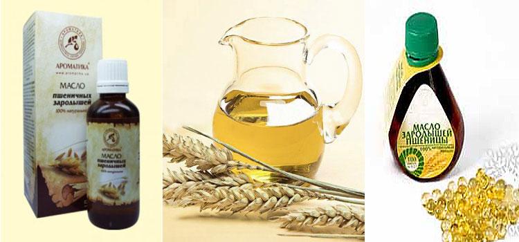 Масло пшеницы в косметике
