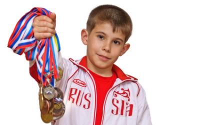 дети в спорте картинки
