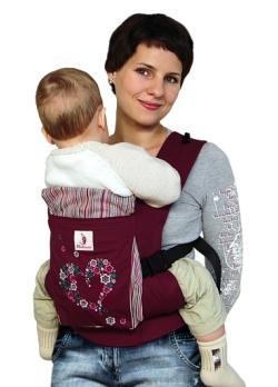 Возможные положения для ребенка  вертикальное живот к животу с мамой , на  бедре, за спиной . 970bf57df39