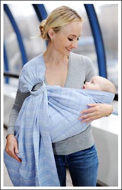 Возможные положения для ребенка  горизонтальное (с рождения), вертикальное  живот к животу с мамой (с рождения), на бедре (с 3-4 месяцев), за спиной (с  3-4 ... 44792e1b0c1