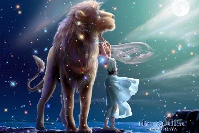 ребенок рожденный под знаком лев