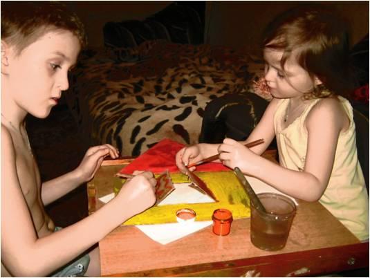 Как в домашних условиях сделать кукольный театр своими руками фото 736