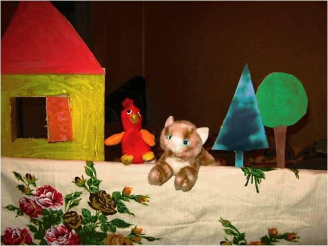 Как в домашних условиях сделать кукольный театр своими руками