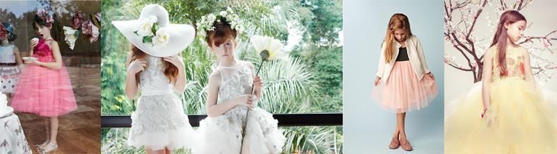 Детская мода для новорожденных девочек 2015