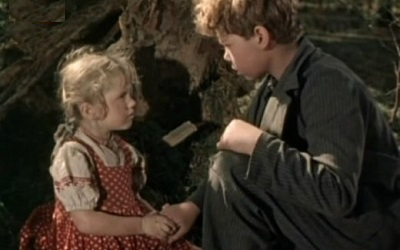 фильм о войне для детей, девочка ищет отца