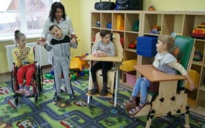 Как попасть в реабилитационный центр для детей инвалидов
