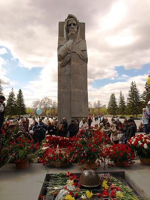 Памятники Новосибирска, достопримечательности. Фото с названиями и описанием