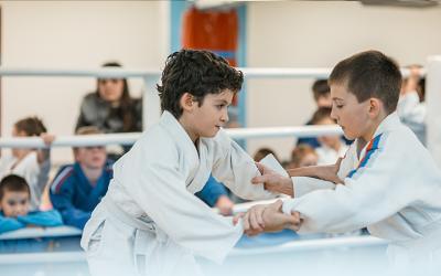 спорт для детей похудение