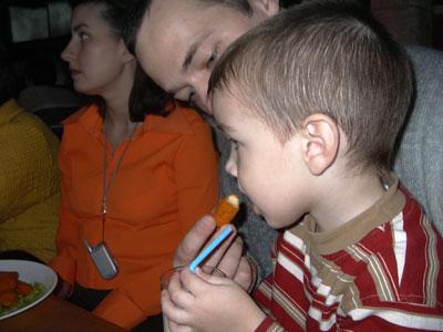 Максим и Алексей (Alexok) - мои, Настины то есть, любимые мальчики.