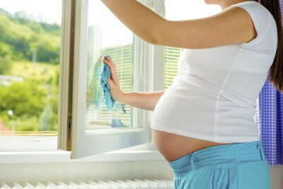 Предвестники родов боль при мочеиспускании